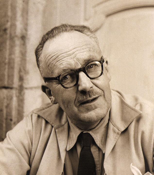 Jean Troubat, fabbricante degli Anis de Flavigny dal 1923 al 1965.