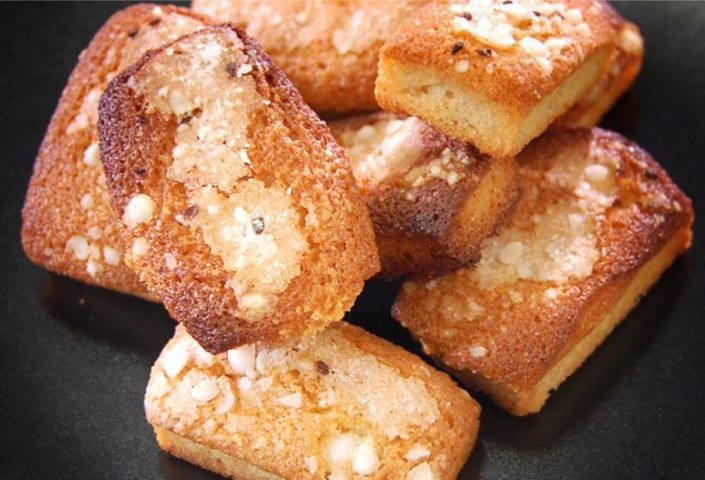 Financiers with Petits Anis